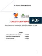 Vista Entertainment India Case Study