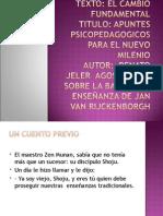 4-La Nueva Psicopedagogía