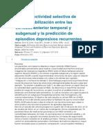 Hiperconectividad Selectiva de Autoculpabilización