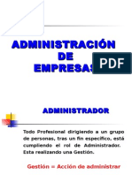 101 Conceptos de Administracion