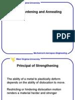 10 - Work Hardening & Annealing