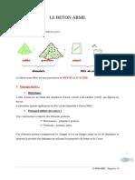 calcul des structures en  Béton Armé BAEL