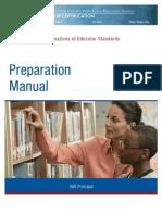 068 principal exam manual