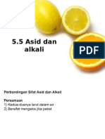 asid dan alkali