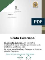 Sesion 11 Grafos Eulrianos