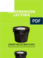 NIVELES DE COMPRENSIÓN LECTORA