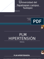 PLM Hipertensión.