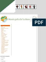 El Mundo Grafico en Tus Manos - Glosario de Flexografia