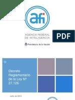 Presentación AFI Argentina