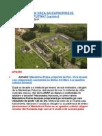 Statul Roman Vrea Sa Exproprieze Manastirea Putna