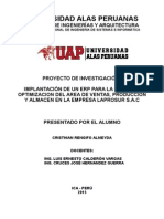 Proyecto LAPROSUR