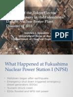 Fukushima Comm Presentation