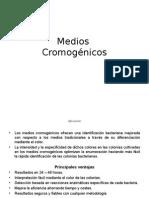 Medios Cromogenicos