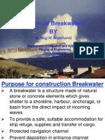 Design of Breakwaters