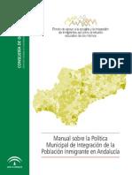 1 1966 Manual Sobre Politica Municipal de Integracion de La Poblacion Inmigrante en Andalucia