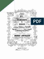 Robert Schumann - 3 Romances Op.94