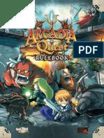Arcadia Quest Rulebook