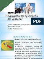 Evaluacion Del Desempeno Del Vendedor Modulo9