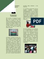 Articulo Consumidor Venezolano - Ing. Daniel Flores