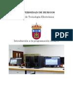 Programación Arquitecturas Paralelas Manual Prácticas