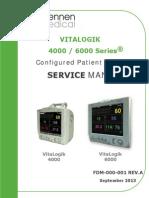 Vitalogik-4000_6000-Service manual
