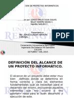 Formulacion de Proyectos Informaticos