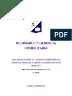 10 -Reflexiones Sobre El Proyecto o Trabajo -Portafolio.