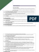 sentence structure unit plan