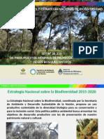 Argentina - Estrategia Nacional de Biodiversidad