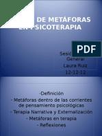 el uso de metáforas en psicoterapia