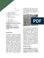 Mejoramiento integral de los barrios honda y picaleña