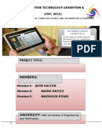 project report 2013