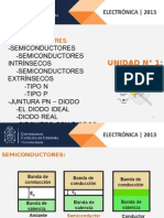 Semiconductores y Fuentes