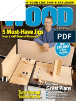 WOOD Magazine February March 2015
