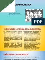 Tarea de Administración Teoria Burocratica (1)