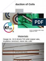 Keshe Magrav Power Coil Production Step by Step, pp.24. - Oct-30-2015