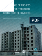 Alvenaria Estrutural de Bloco de Concreto
