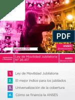 Argentina - Ley de Movilidad Jubilatoria