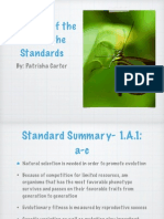 artifact 8 rest of standards summary