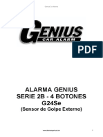 Alarma Genius 2B Se 4 Bot Version 1