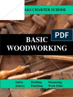 Basic Woodworking Text