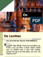 Os Levitas Ppt