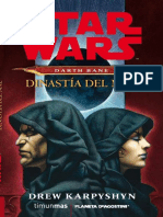 Darth Bane 3_ Dinastia Del Mal - Drew Karpyshyn