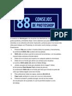 88 Consejos Photoshop