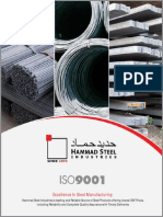 Steel Rebar Industry Profile