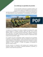 Argentina Consolida Su Liderazgo en Agricultura de Precision