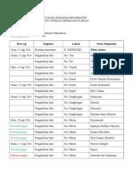 Log Book Kegiatan Enumerator