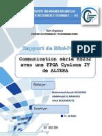 Rapport Projet RS232