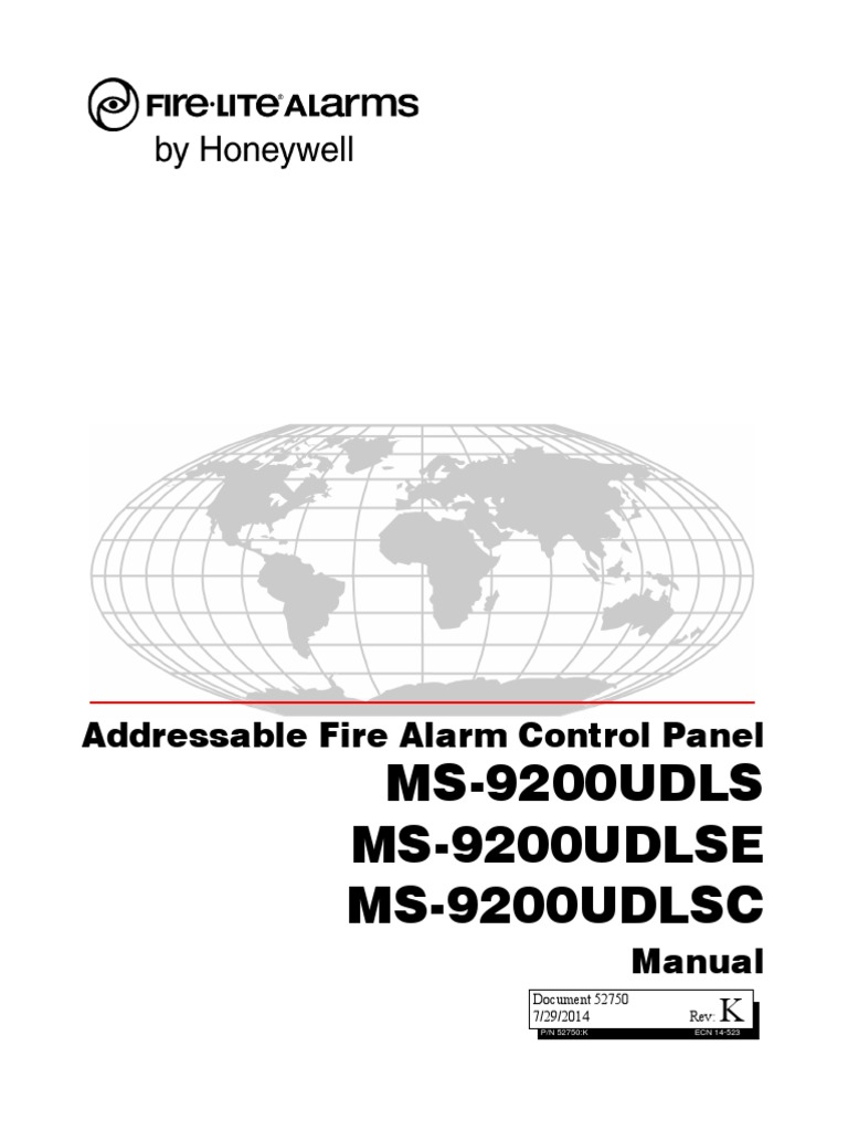 Panel 9200pdf Smoke Electromagnetic Interference Dact Wiring Diagram