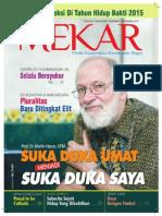 Majalah MEKAR 3rd ed. 2015